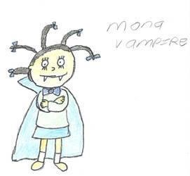 mona by darkc3po