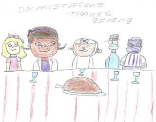 doc mcstuffins thanksgiving by darkc3po