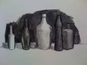 Bottles by suibne