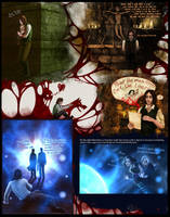 Amnesia Doodles by ViaEstelar