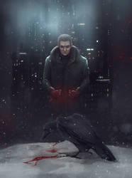 Cold by ViaEstelar