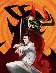 Samurai Jack. by KZBulat