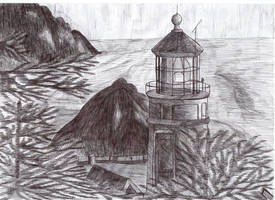 Lighthouse by santule