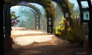 Arch things by OrcaOwl