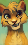 Simba by OrcaOwl