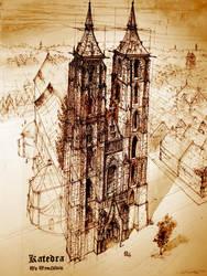 Katedra by kukimanster