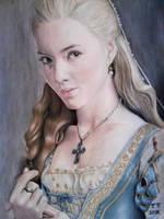 Lucrezia Borgia by Fede21