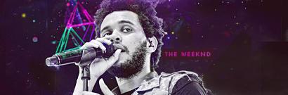 The Weeknd by VitalyaRolex