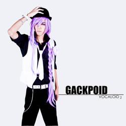 Vocaloid : Kamui Gakupo by haaseo