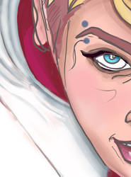 Preview 2: Spider Gwen by T-Denton