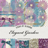 Elegant Garden Kit by Bluebirdofhappiness