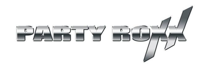 Party Roxx's logo by Rodblast