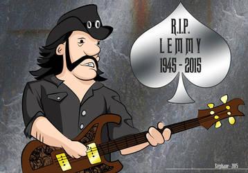 Lemmy Kilmister by Rodblast