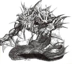 Naga by Dragonnis