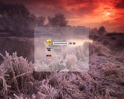 Morning Frost by GeekGod4