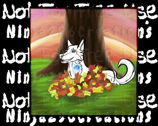 Leaf Pile YCH $5 OPEN by ninja296