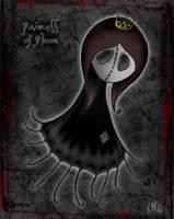 Princess of Gloom by lilnymph