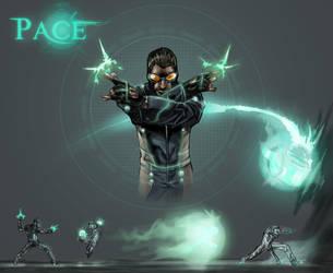 Cmsn- Pace Concept Art 2 by AenTheArtist