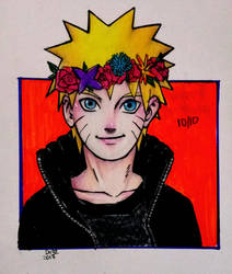 Happy Birthday Naruto by deadvampire32