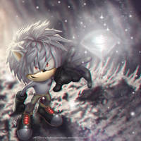 Mist the hedgehog by Tsukinopandaaa