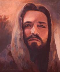 Jesus by kazmierczuk