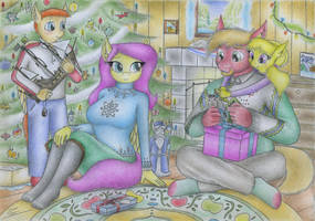 Wonderful Time of Gifts by Sinaherib