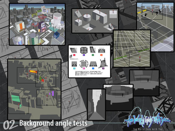 Background Angle Tests by wewy