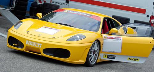 Ferrari F430 by TiTan666