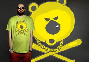 T-shirt design - Bears.inc by kic