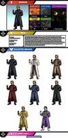 Newcomer Wesker by evilwaluigi