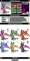 Newcomer Spyro by evilwaluigi