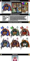 Newcomer Ganon by evilwaluigi