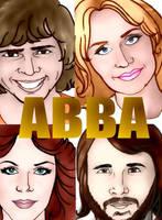ABBA by Dennis80