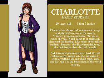 Charlotte Profile by Shardro