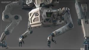 CHLO Robotics by Dlestudio