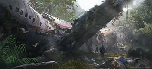 Jungle Crash by Dlestudio