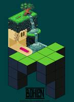 Pixel Art by Bohlen