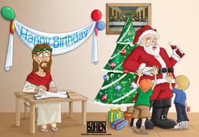 Merry X-mas by Bohlen
