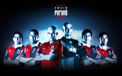 Parana Clube - Soccer Idols by Bohlen