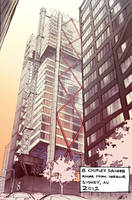 8 Chiffley Square by rednotdead