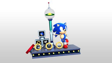 Sonic Mania - Welcome to Studiopolis Zone by BlueParadoxYT