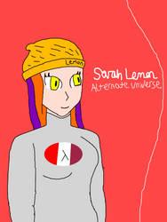 TLATOJ - Sarah Lemon (AU Anime Style - Remake) by JennyRichardBlakina