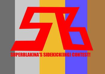 SuperBlakina's Sidekicking Contest by JennyRichardBlakina