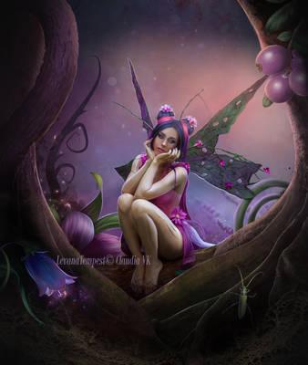 Daerel * She Elf * by LevanaTempest