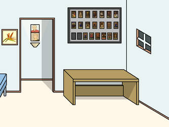 Bedroom Scene by tygerwulf