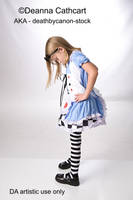 Alice 6 by deathbycanon-stock