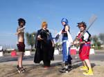 Kingdom Hearts - Riminicomix 2017 by Groucho91
