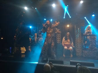 Lordi live @ Bologna by Groucho91