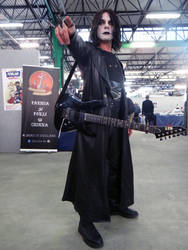 The Crow - Forlive 2018 by Groucho91