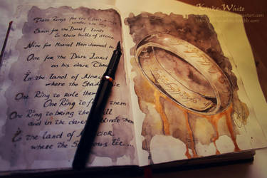 The One Ring by Kinko-White